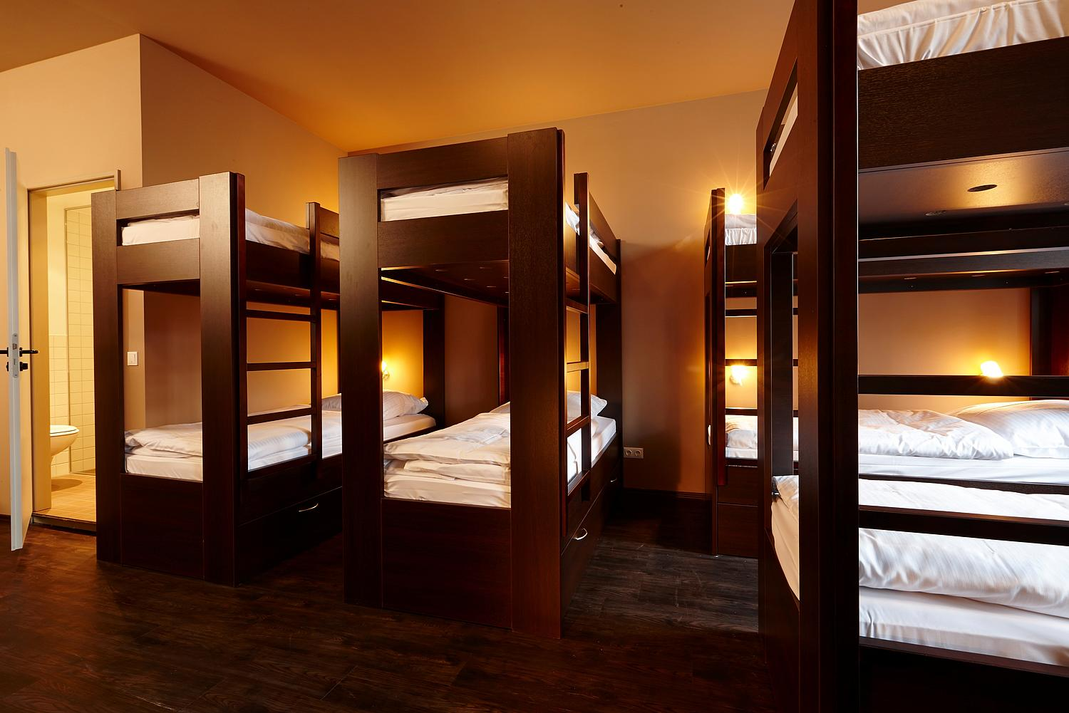 Multi Bed Room Smart Stay Hotels Smart Stay