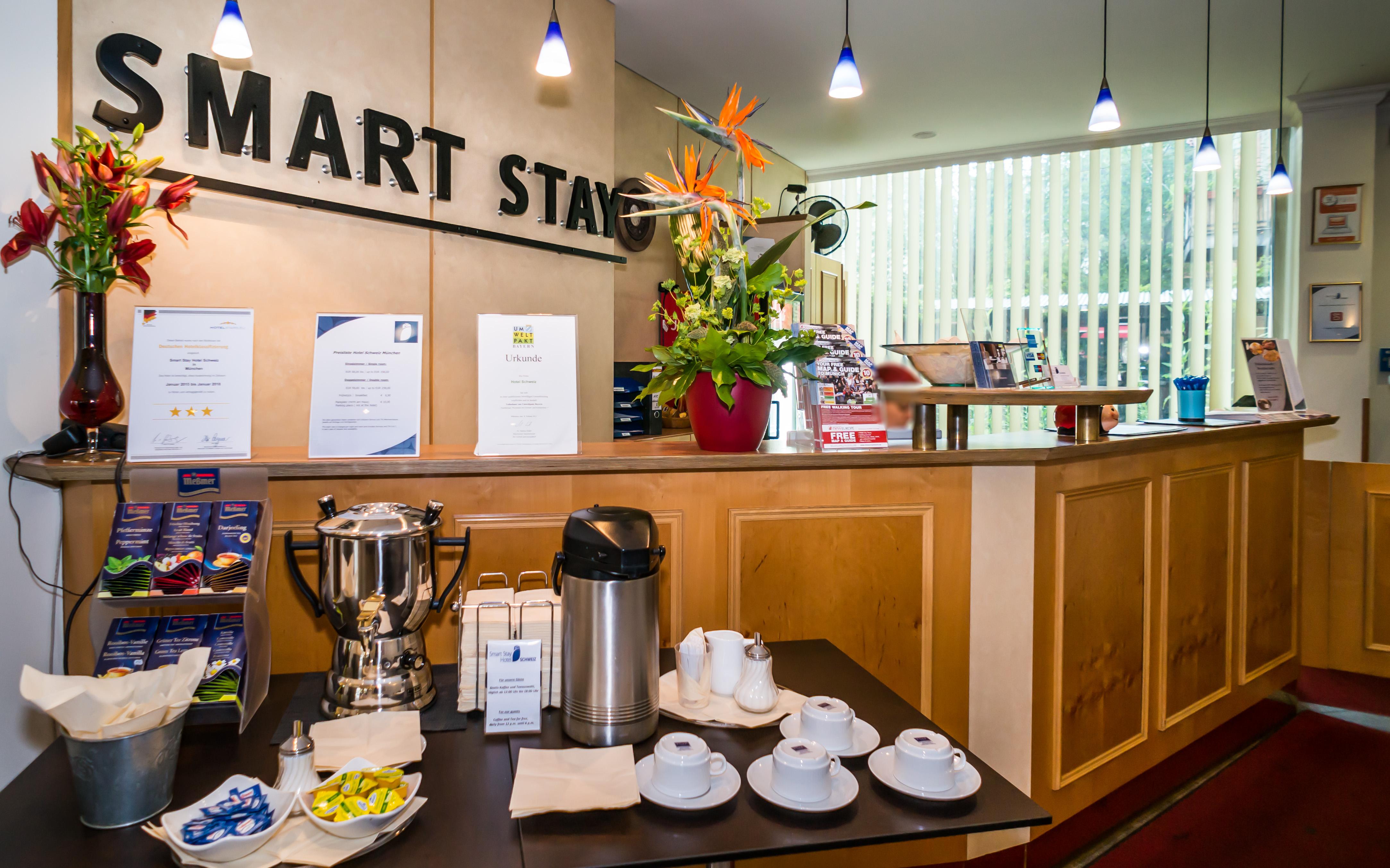 Smart Stay Hotel München Schweiz Ihr Hotel In München